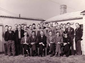 75 Radar Course, 1958 [238891]
