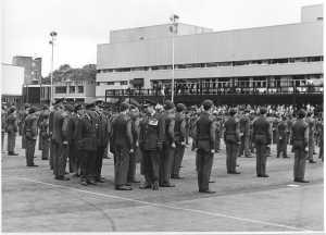 ATC Wing inspection Wesr Drayton