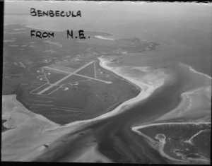 Benbecula from NE