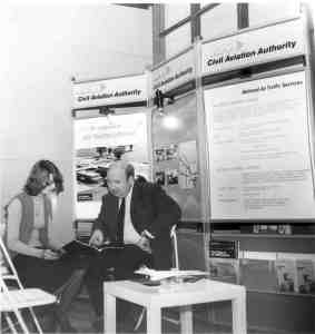 careers stand twynham school 1979
