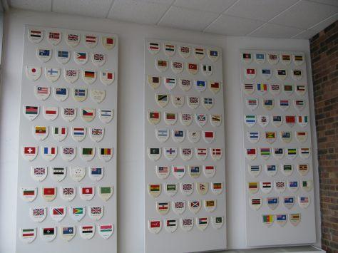 CATC flags