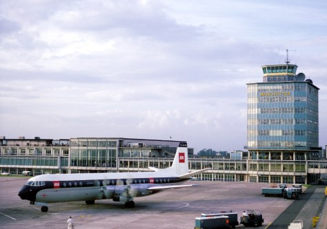 CC - BEA Vanguard & Manchester Tower, 1967