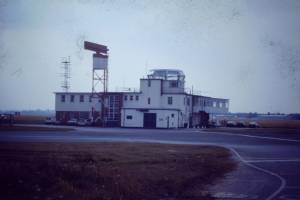 control tower Hurn