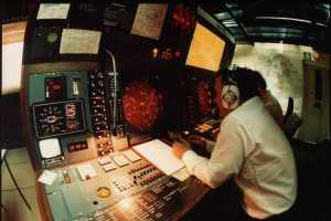 EGFF Cardiff Approach Radar control Nov 1997