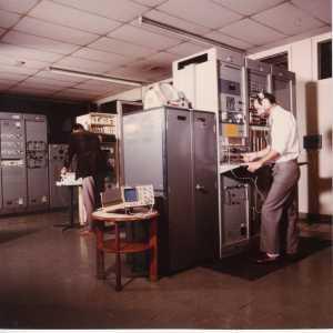 EGFF tels equipment room