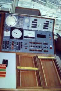 Air controller console