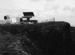 EGPB Marconi radar site Sumburgh Compass Head