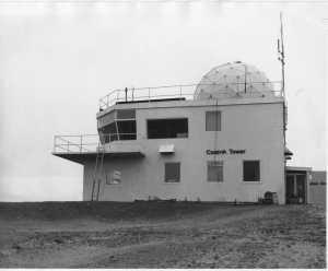 EGPB Sumburgh control tower