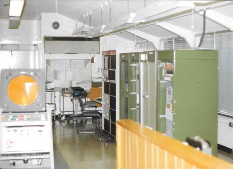 equipment room LARS