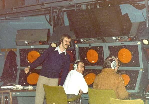Gailes Radar 1970s