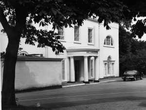 Hillingdon House JFC HQ