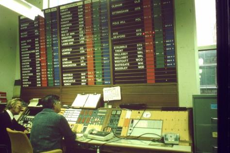 LATCC system control