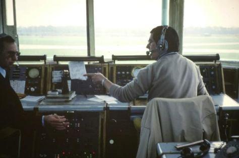 Liverpool tower Al Heys on left