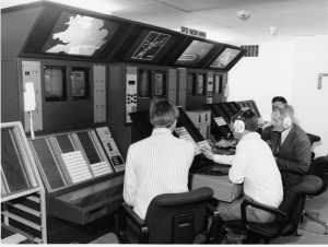 Mediator suite - used by CATC from mid 70s to early 80s for area radar and pre validity training for LATCC