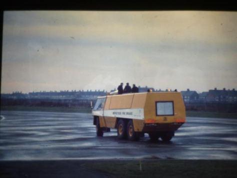 Merseyside Fire Brigade 'Pathfinder'