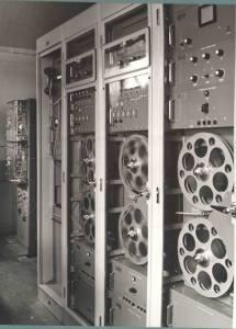 Multi channel Tape Recorder.