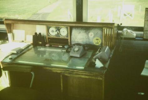 Observers desk 'Remote Met'
