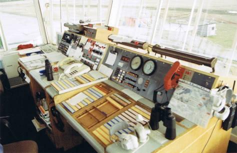 PE old vcr desk 1
