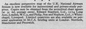 Perspective map details. Fligh 18_07_1952