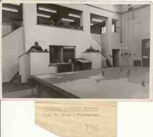 RAF overseas aircraft control Gloucester 1944