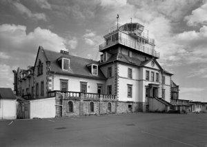 RAF Prestwick_ Orangefield House 1943-1962