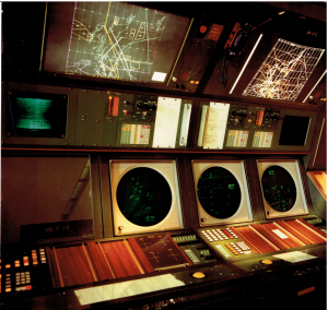 approach radar