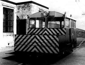 CAA Wickham Railcar Snae Fell