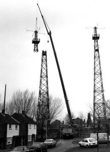 Hillingdon mast demolition Jan 1964 (1)