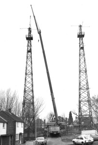 Hillingdon mast demolition Jan 1964 (2)
