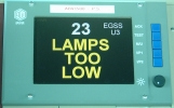 IRVR Lamps Too Low