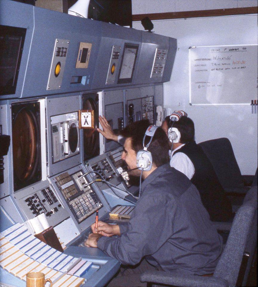 Approach Radar 1990s