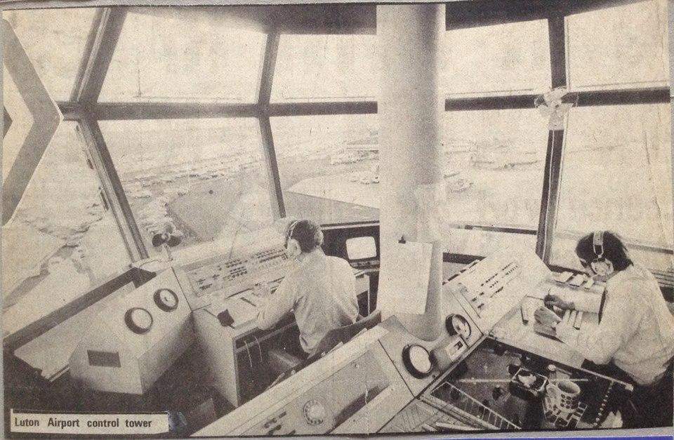 newspaper cutting 1972