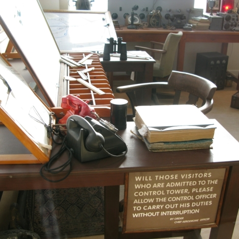 Croydon Control Room