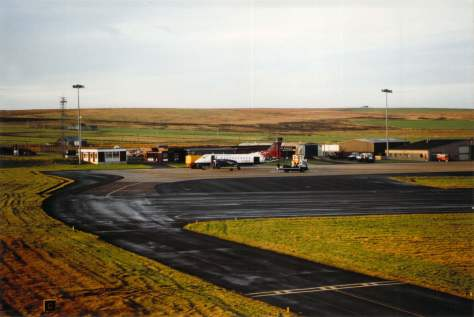 View from new Kirkwall TWR