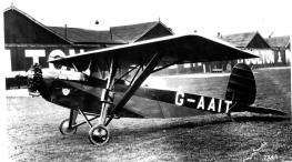 Boulton Paul P41 PHOENIX MKII Norwich