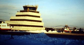 EGPD ziggurat in the snow