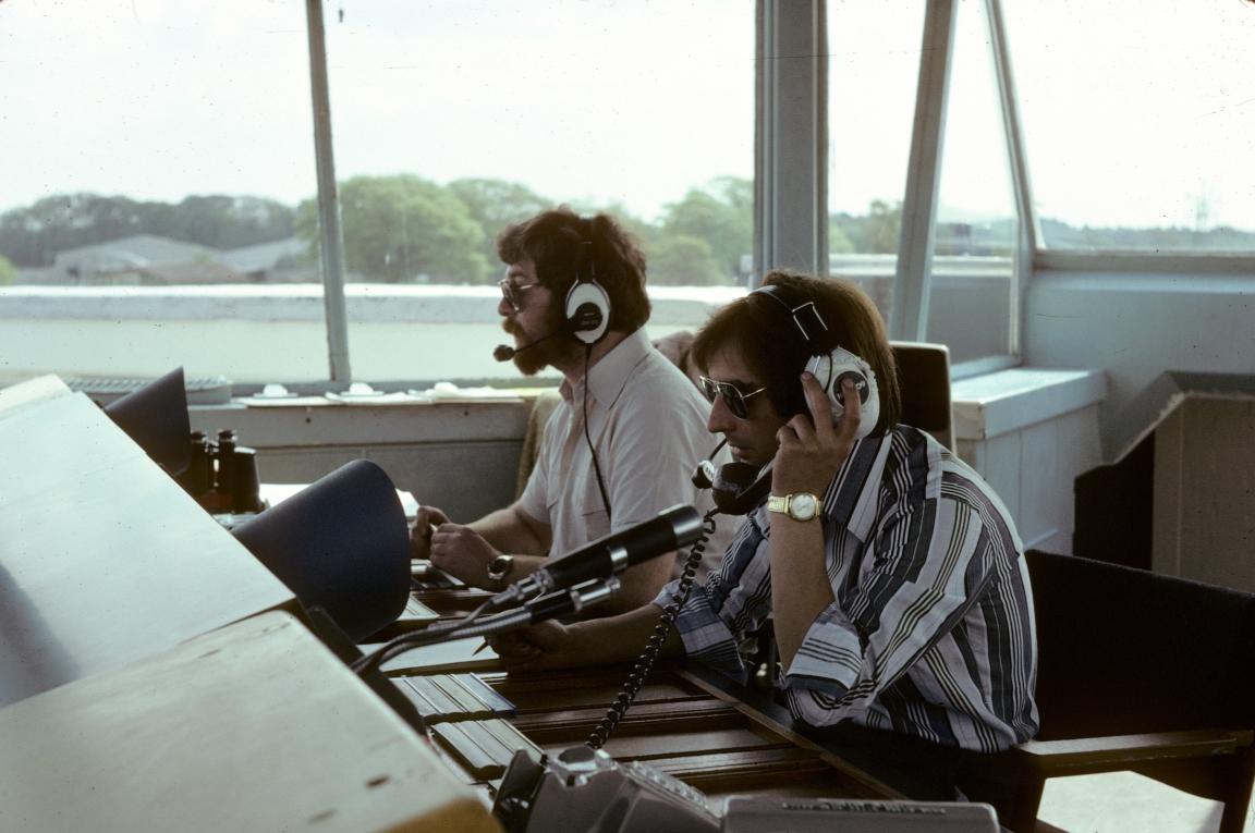 HH 1979 John Foster, Mel Whapshare