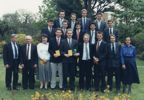 65_3 course  Graduation May 1989