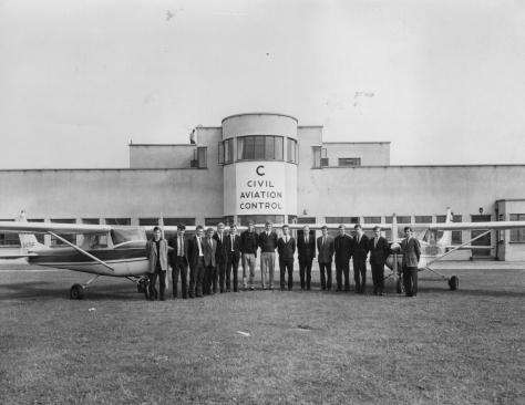 Campbell No8 Squadron