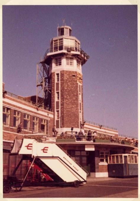 EGGP Tower 1967