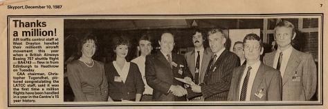 Skyport 10 Dec 1987