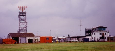 Stansted Tower site mid 1990s