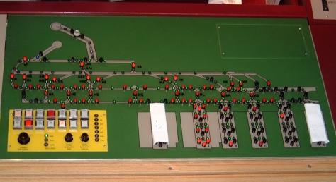 Taxiway Lighting Panel