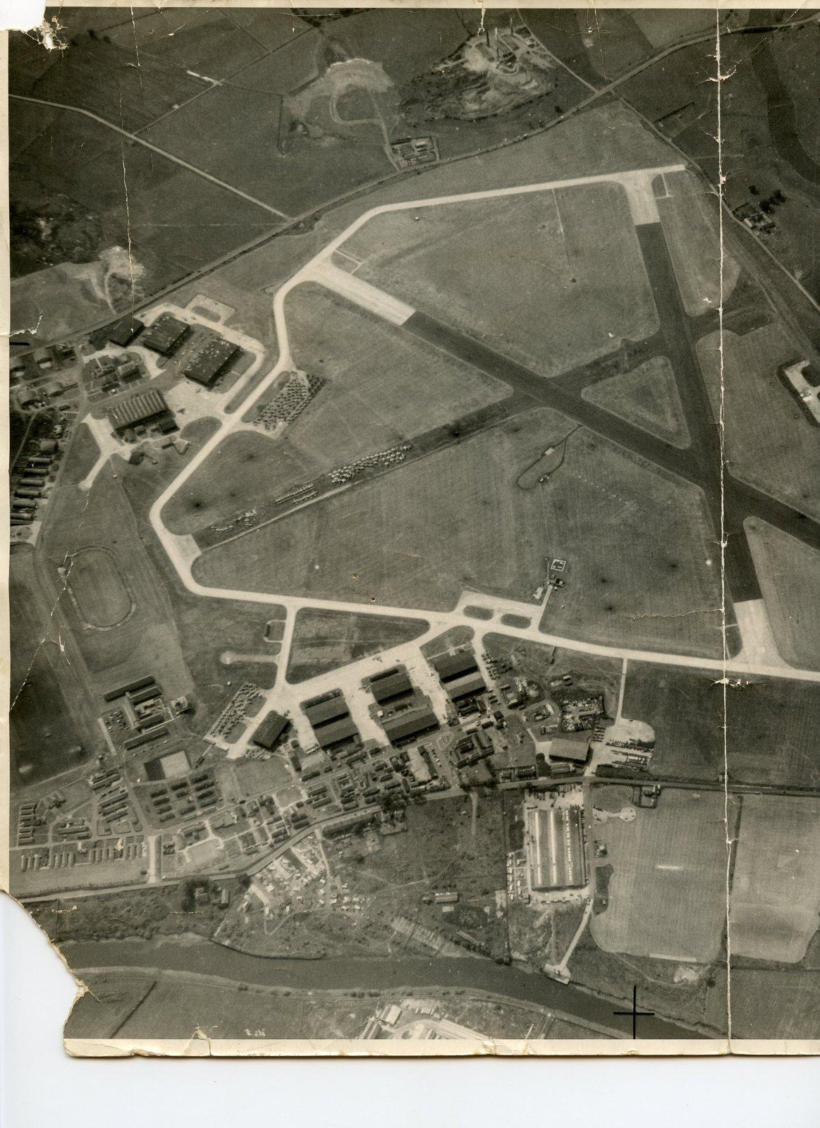 Glasgow Airport 1961