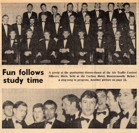No 8 Cadet Course graduation pictures HH Times 2 May 1969