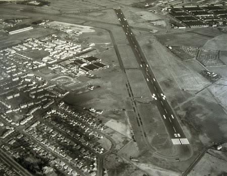 Renfrew Airport 1966