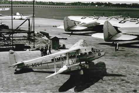 croydon 1939