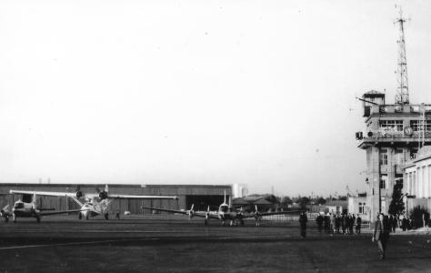 croydon 1957