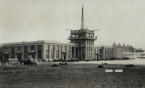 croydon terminal panorama