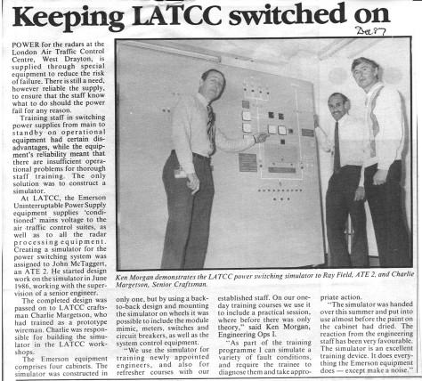 LATCC POWER SIM